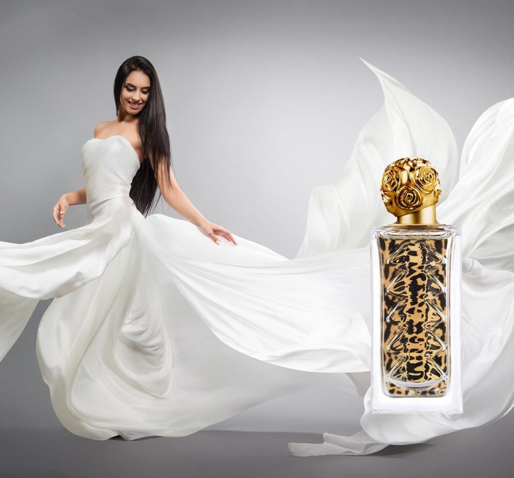 ダリワイルド イメージ 白いドレス