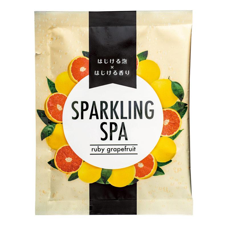 SPARKLING SPA ルビ―グレープフルーツ