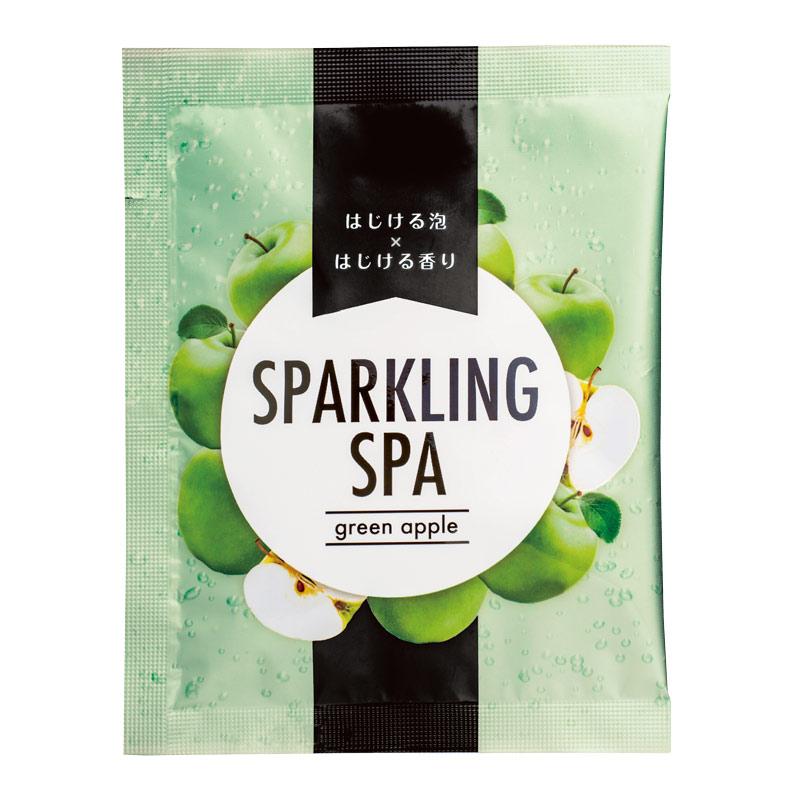 SPARKLING SPA グリーンアップル